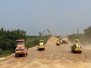 Ngày 30/9, khởi công 3 dự ánthành phần thuộc cao tốc Bắc – Nam