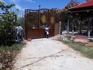 Đà Nẵng: Cả nhà lĩnh án về tội chống người thi hành công vụ
