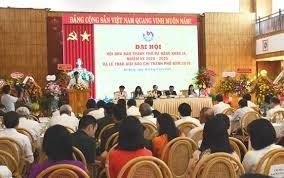 Đà Nẵng: Đại hội lần thứ IX Hội Nhà báo thành phố