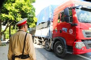 Quảng Ninh: Cấm xe contaner lưu thông theo giờ qua thị xã Quảng Yên