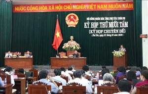 Giám đốc Sở được bầu giữ chức Phó Chủ tịch HĐND tỉnh Phú Yên