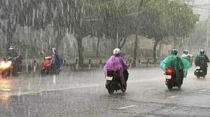 Cả nước mưa to, cảnh báo lốc, sét, mưa đá