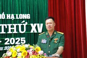 Đại tá Lê Văn Long giữ chức Phó Tư lệnh Quân khu 3