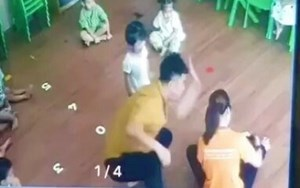 Bộ GDĐT yêu cầu xử nghiêm vụ bé 2 tuổi bị bạo hành
