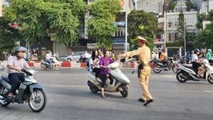 Bộ Công an yêu cầu xử lý nghiêm các trường hợp vi phạm giao thông sau nới lỏng giãn cách