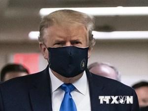 Tổng thống Trump chia sẻ sau khi nhiễm Covid-19