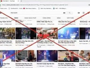 Yêu cầu xử lý video có nội dung nhảm nhí, giật gân trên mạng xã hội