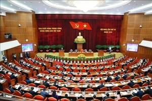 Ngày làm việc thứ ba của Hội nghị lần thứ tư Ban Chấp hành Trung ương Đảng khoá XIII