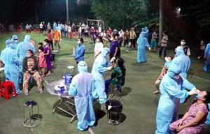 Hà Nội: Nam nhân viên y tế BV Bệnh Nhiệt đới Trung ương cơ sở 2 mắc Covid-19