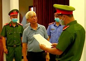 Cựu Chủ tịch tỉnh Khánh Hòa Nguyễn Chiến Thắng tiếp tục bị khởi tố