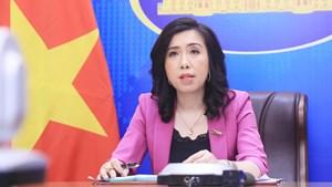 Việt Nam lên tiếng về việc Trung Quốc sắp chiếu phim xuyên tạc lịch sử