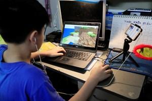 Giảm nghiện game online cho con bằng cách nào?