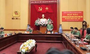 Đại hội Đảng bộ Công an Trung ương lần thứ VII diễn ra từ ngày 11/10