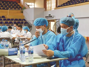 21.398 bệnh nhân Covid-19 khỏi,cao gấp 6 lần số ca mắc