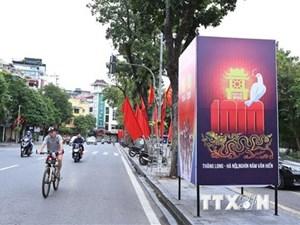 Dấu ấn nổi bật của Đảng bộ TP Hà Nội trong chặng đường 5 năm