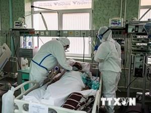 Số ca mắc Covid-19 tại Nga và Ấn Độ tiếp tục tăng nhanh