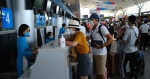 Đà Nẵng: Đón người dân từ TP HCM về bằng máy bay miễn phí