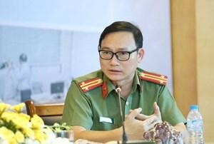 Chuyên gia Bộ Công an 'hiến kế' để bảo vệ công nhân môi trường