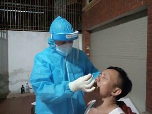 Hà Nội ghi nhận thêm 12 ca dương tính với SARS-CoV-2
