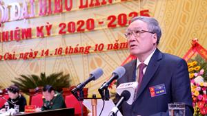 Lào Cai hướng đến tỉnh phát triển khá của cả nước vào năm 2030
