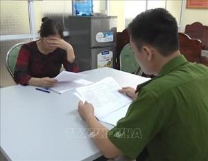 Cao Bằng: Bắt giữ đối tượng cho vay nặng lãi
