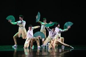 Trao 6 giải nhất tại Cuộc thi Tài năng biểu diễn múa 2020