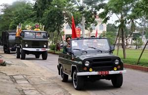 Tổ chức lễ tang 22 cán bộ, chiến sĩ hy sinh theo nghi thức Quân đội