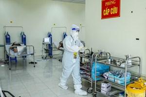 Ngày 21/10: Có 1.541 bệnh nhân khỏi,71 ca tử vong