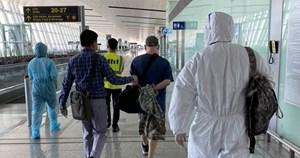Bàn giao hai đối tượng đặc biệt nguy hiểm cho Cảnh sát Hoa Kỳ