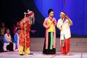 Tổ chức cuộc thi Tài năng trẻ diễn viên chèo toàn quốc - 2020