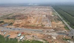 Nguy cơ chậm tiến độ khu tái định cư sân bay Long Thành