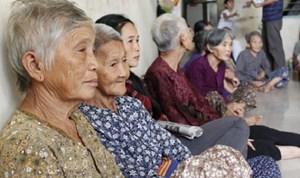 Già hóa dân số: Cơ hội và thách thức