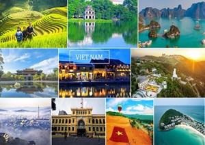Du lịch Việt Nam giành được nhiều giải thưởng danh giá