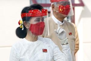 Myanmar bắt đầu tổng tuyển cử