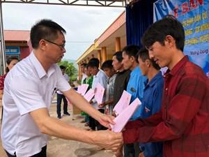 Điện Biên: Giúp dân ổn cư trên vùng đất mới Mường Nhé