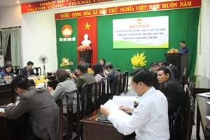 Thừa Thiên-Huế: Hội thảo vai trò của MTTQ trong xây dựng Nông thôn mới