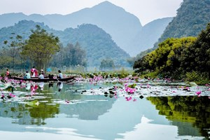 Du lịch qua các miền Di sản văn hóa Việt Nam năm 2020