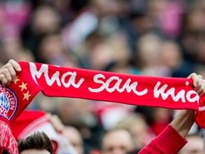 Khẩu ngữ 'Mia san mia' của Câu lạc bộ FC Bayern có từ đâu?