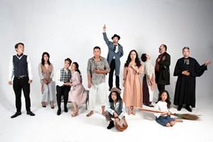 'Những người khốn khổ' xuất hiện trên sân khấu nhạc kịch Việt Nam