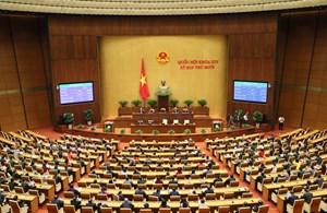 Bế mạc kỳ họp thứ 10, Quốc hội khóa XIV: Quyết tâm đưa đất nước vượt qua giai đoạn khó khăn