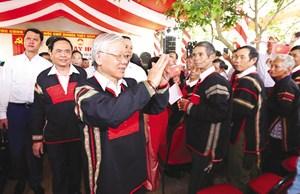 Tự hào truyền thống, vững bước tương lai
