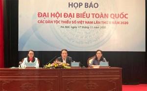 Gần 2000 đại biểu sẽ tham dự Đại hội Đại biểu các dân tộc thiểu số lần II