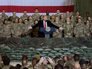 Đưa lính Mỹ về nhà: Cam kết không dễ thực hiện của Tổng thống Trump
