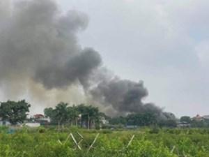 Hà Nội: Liên tiếp xảy ra hai vụ cháy, nhiều tài sản bị thiêu rụi