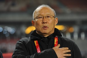HLV Park Hang Seo nhận bằng tiến sĩ danh dự ở Hàn Quốc