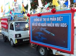 Truyền thông giảm kỳ thị phân biệt đối xử với bệnh nhân HIV