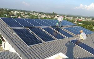 Cẩn trọng khi lắp đặt pin điện mặt trời