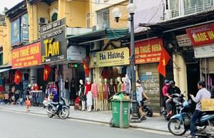 Sau 20 năm, giá nhà mặt phố trung tâm Hà Nội tăng 33 lần