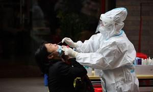 Trung Quốc: Ghi nhận ca mắc Covid-19 trong cộng đồng đầu tiên sau 9 tháng tại Thành Đô