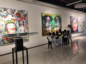 Làm mới khu Long Biên bằng nghệ thuật